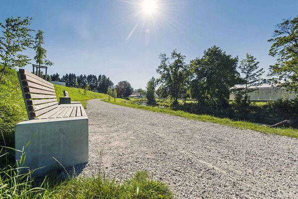 Paar-Radweg