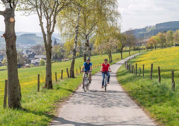 Radeln im Schmallenberger Sauerland